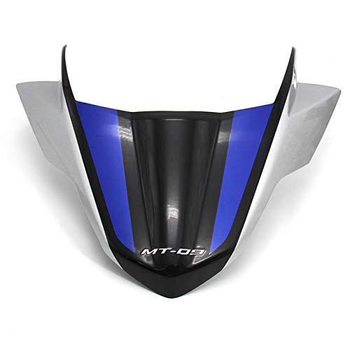 sicura For MT09 MT09 FZ09 Motociclo Accessori anteriore del parabrezza Parabrezza del flusso d'aria frangivento 2017 2018 2019 2020 agility (Color : B Windshield)