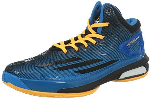adidas Uomo Crazy Light Boost Scarpe da Basket Blu, 41 1/3