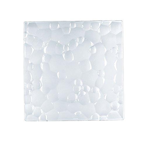 Spiegelau & Nachtmann, Servierplatte quadratisch, Kristallglas, Sphere, Größe: 28 cm, 0095636-0
