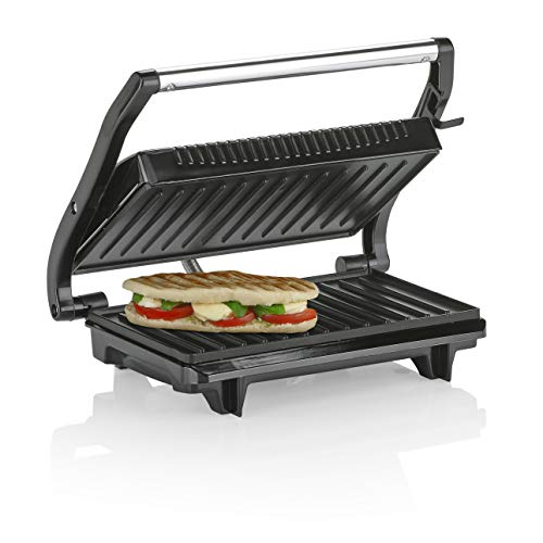 Tristar GR-2846 - Grill Acero Inoxidable
