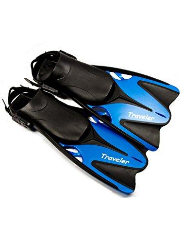 SeaDive Traveler Snorkeling Fins