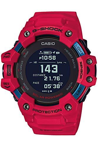 [カシオ] 腕時計 ジーショック G-SQUAD GBD-H1000-4JR メンズ レッド