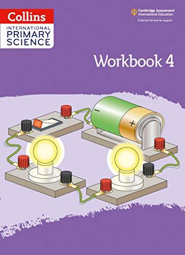 International Primary Science Workbook: Stage 4