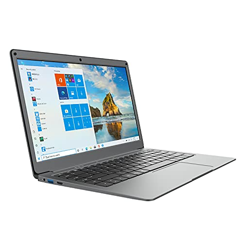 Windows 10 Laptop 13.3' Full HD 1920 x 1080, Light Laptop Computer 4GB RAM, Dual Band 5GHz WiFi (2X...