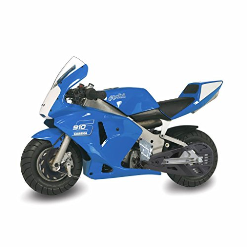 PLN143000024 - Minibike minimoto polini 910 carenado s Aire Azul 4,2