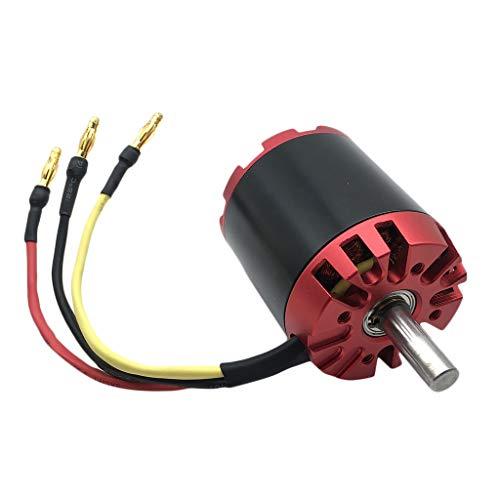 sharprepublic Motor sin Escobillas de Alta Potencia 270/320KV Impermeable a Prueba de Polvo para Tabla de Surf Eléctrica - 320KV sin Sentido