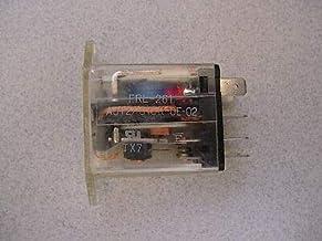 FUJITSU FRL-261A012/01CK-OE-02 Relay SPDT 15A 12VAC w/Ears & 10% qc lugs Qty-5