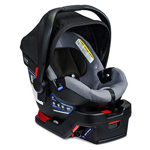 Britax B-Safe Gen2 Infant Car Seat, Cobblestone SafeWash [Amazon Exclusive]