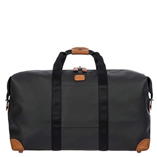 Mittelgroße Reisetasche Alba, Einheitsgröße.Schwarz