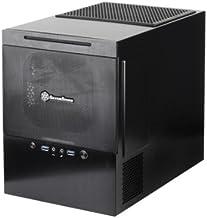 Silverstone Tek Micro-ATX/DTX/Mini-ITX Aluminum Front Panel/Steel Body Mini Tower..