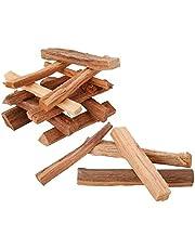Ruluti 1 Zak Aromatische Geur Sandaal Hout Chips Sandelhout Wierook Sticks Onregelmatige Hars Thuiskantoor Diy Craft Supplies