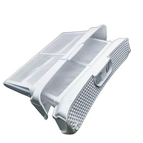 MarelShop® - Filtro filacci asciugatrice per Gruppo Bosch 32x8x19 cm per modelli: WTY877W8IT/01 - WTW84107IT/19 - WTW84107IT06 - WT46W372FG16 - WTW84171FG06