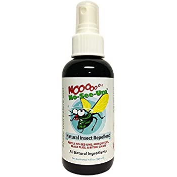 No No-See-Um Natural Insect Repellent 4oz