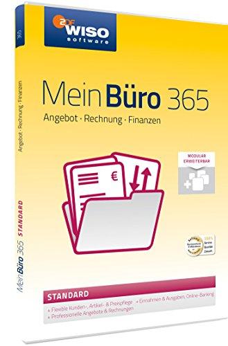 WISO Mein Büro 365 Standard [PC]