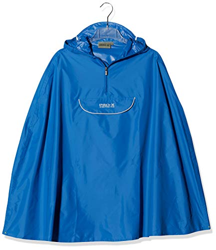 PRO-X elements Kinder Poncho Pasino, Royal, 104, 9045
