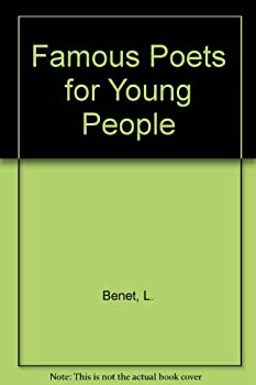 Paperback Famous Poets for Young People Book