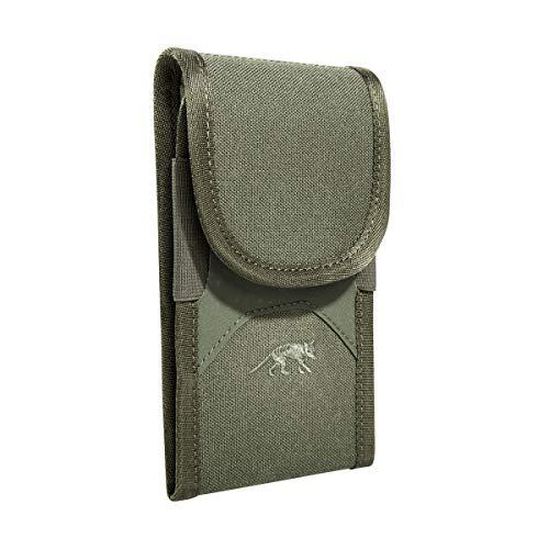 Tasmanian Tiger TT Tactical Phone Cover XL - Funda para smartphone (16 x 9 x 1 cm, compatible con Molle, color verde oliva
