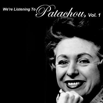 We're Listening to Patachou, Vol. 1
