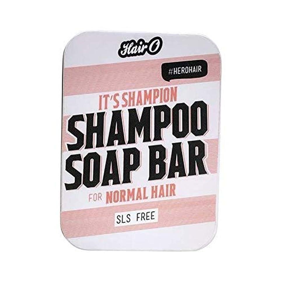 逆寄託北[Hair O ] それのShampionシャンプー石鹸バー100グラムO毛 - Hair O It's Shampion Shampoo Soap Bar 100g [並行輸入品]