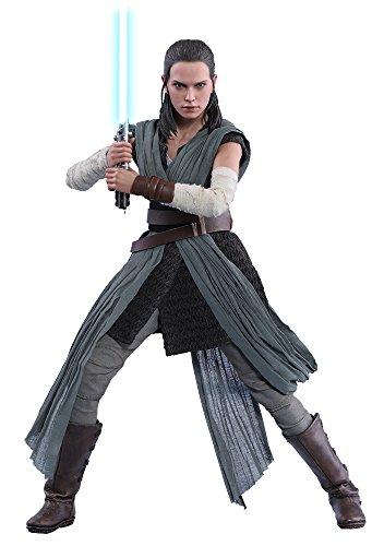 Hot Toys ht9032051: 6Rey Jedi Training Version, Multi