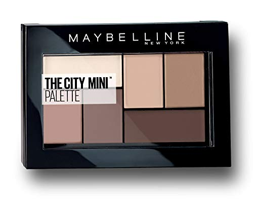 Maybelline New York The City Mini Lidschatten-Palette 480
