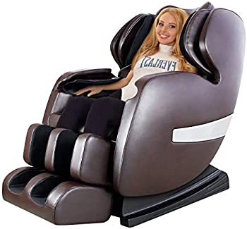 OOTORI Deluxe S-Track Massage Chair Recliner with 3D Robot Hand