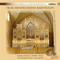 Mendelssohn: Historical Organs