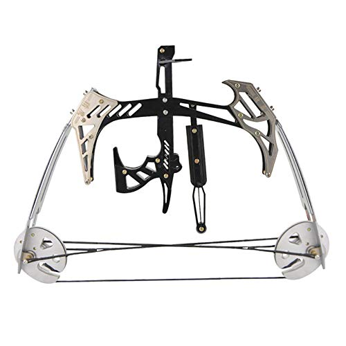 WGLG Bow And Arrow for Adults, The New Mini Falcon Compound Bow, Dedicated To Archery Bow And Arrow Novice Training Competition