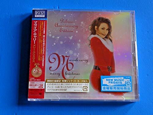 Merry Christmas - 25th Anniversary Edition - Japan Bonus Tra