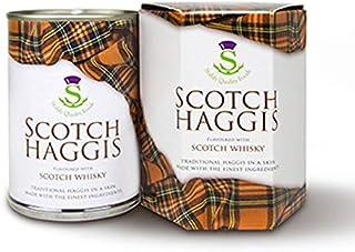 Whisky escocés Haggis