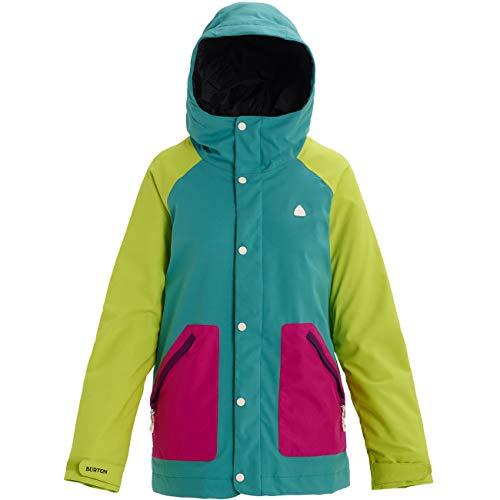 Burton Women's Eastfall Jacket gelb - M