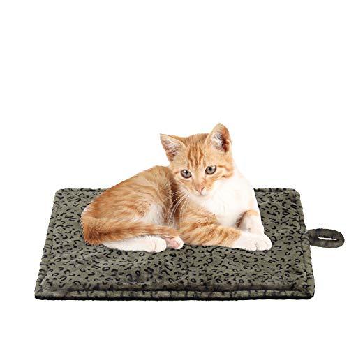 MARUNDA Thermal Cat Mat, Cozy Self Heating Cat Pad.(22 x 15 inches)