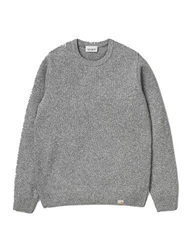 Carhartt Allen Sweater Grey Heather Maglione