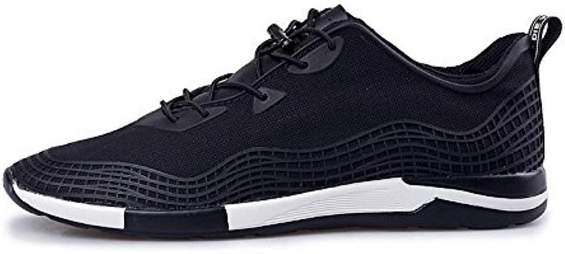 Homme De plein air Mode Chaussures de sport Le nouveau Chaussures de course Lumière Formateurs Chaussures plates EUR TAILLE 39-44