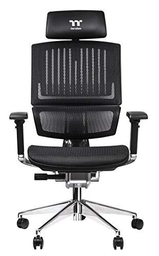 Thermaltake Cyberchair E500 Black/Gaming Chair, Normal