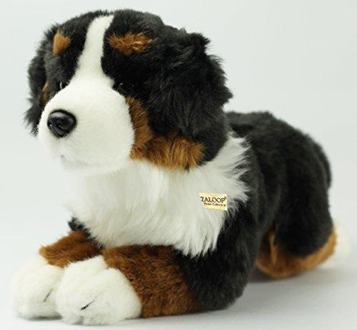 Zaloop Berner Sennenhund ca. 30 cm Plüschtier Kuscheltier Stofftier Hund 14