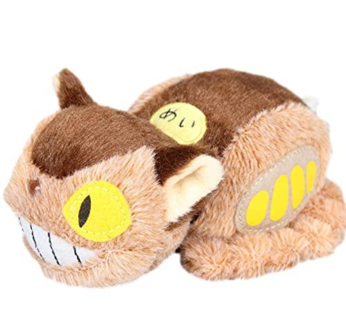 Mi Vecino Totoro Cat Bus Kawaii Peluche De Juguete Mini Totoro Peluche Dolls 17Cm