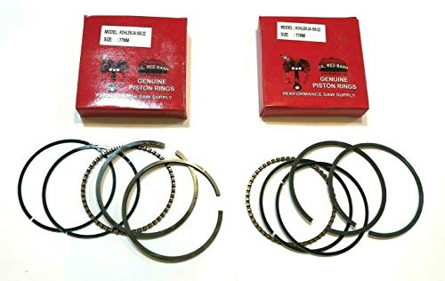 Buy Discount Lil Red Barn Two Sets of Piston Rings Replaces Kohler 24-108-22-S, CH18-CH22, CV18-CV22...