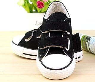 SandQ baby Black Canvas Shoe