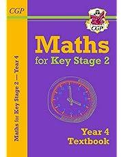 KS2 Maths Textbook - Year 4