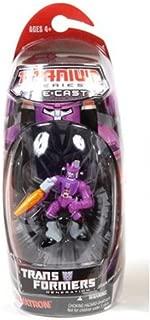 Titanium Series Transformers 3 Inch Metal Robot Masters Galv