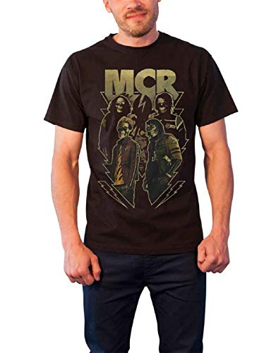 T Shirt Appetite For Danger My Chemical Romance (Nero) - Small