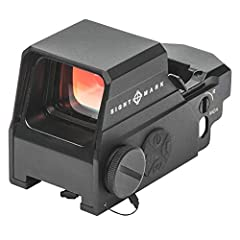 Rugged 6061-T6 aluminum body and protective shield plus a Patented integrated sunshade Advanced anti-reflective coating, scratch resistant lens system Parallax corrected optical system and Night vision brightness modes Interlock internal locking adju...