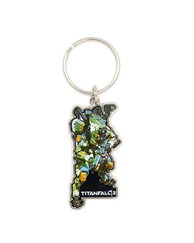 Official Titanfall 2 BT7274 Keyring/Keychain Black