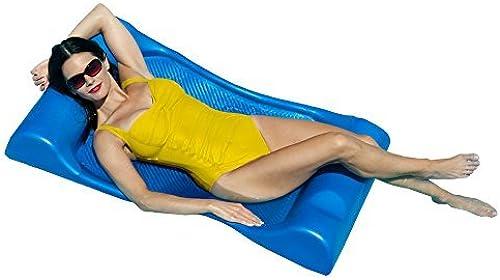 compras online de deportes Deluxe Aqua Hammock Pool Pool Pool Float - 48 in. x 27 in. - azul by Aqua Cell  todos los bienes son especiales