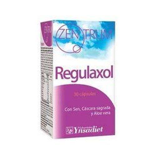 Regulaxol Laxante -Zentrum 30 cápsulas de Ynsadiet
