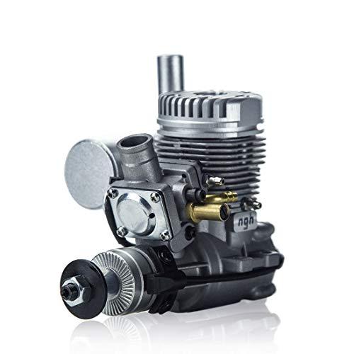 Leic Benzinmotor Modell ngh GT9pro 9cc Flugzeug Einzylinder Einzylinder Zweitaktluftgekühltes Motormodell für Starrflügeldrohne