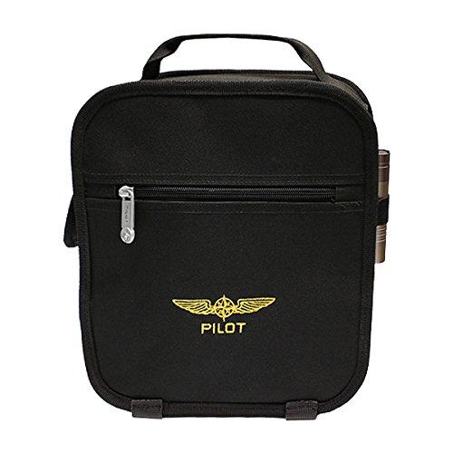 Design4Pilots - Headset Tasche für Piloten Headsets schwarz