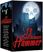 Hammer Nightmares Collection - 13-Disc Box Set ( The Kiss of the Vampire / Night Creatures / The Phantom of the Opera / The Evil of Frankenstein / The Curse of t [ Blu-Ray, Reg.A/B/C Import - France ]