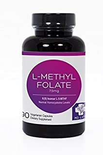 Best l methylfolate 7.5 mg tablets Reviews
